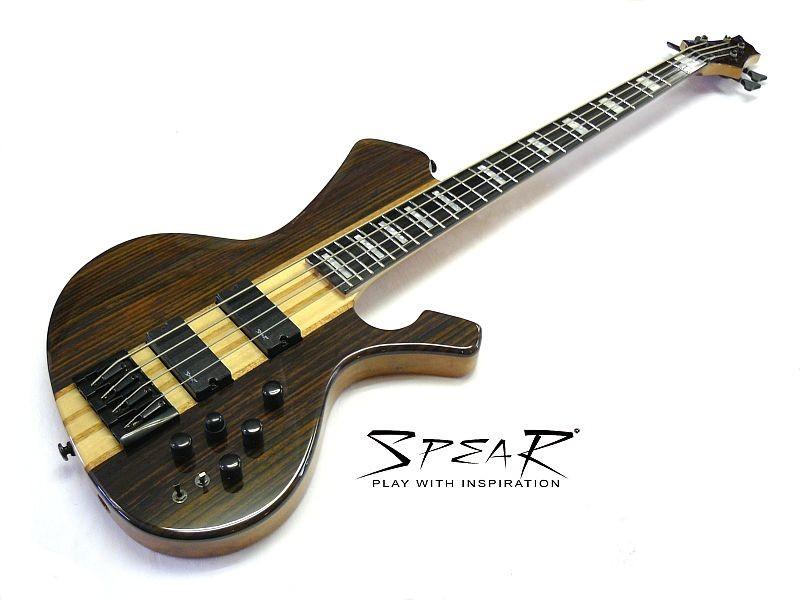 E-Bass von Spear